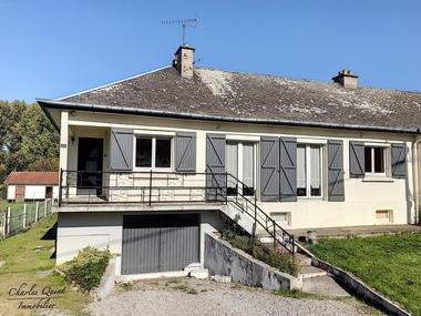 Vente Maison 5 pièces 87m² Montreuil (62170) - photo