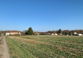 Vente Terrain 795m² Randan (63310) - photo