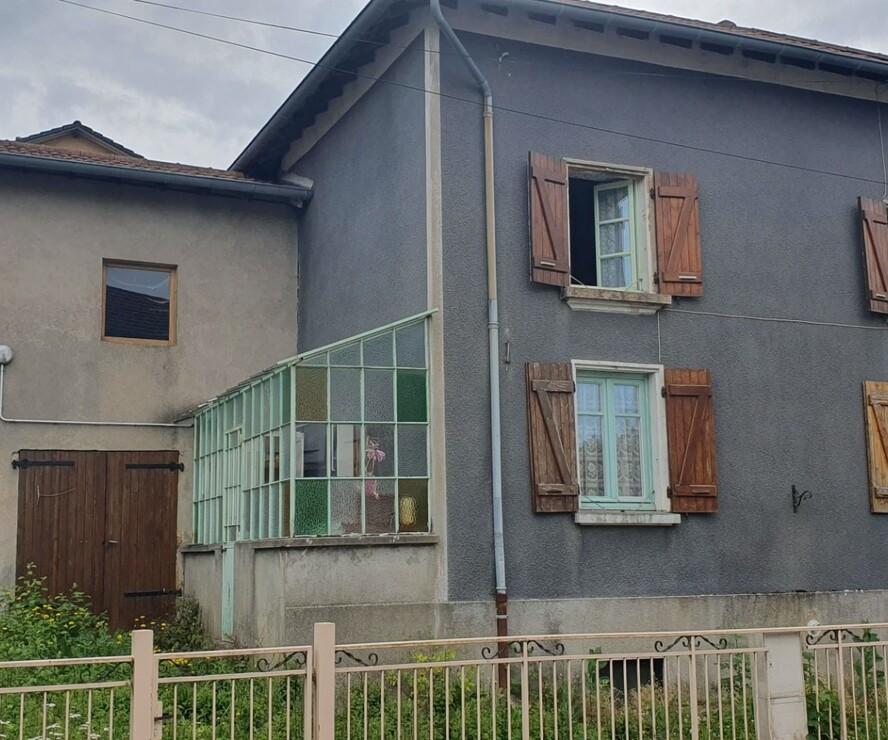 Vente Maison 100m² Le Cergne (42460) - photo