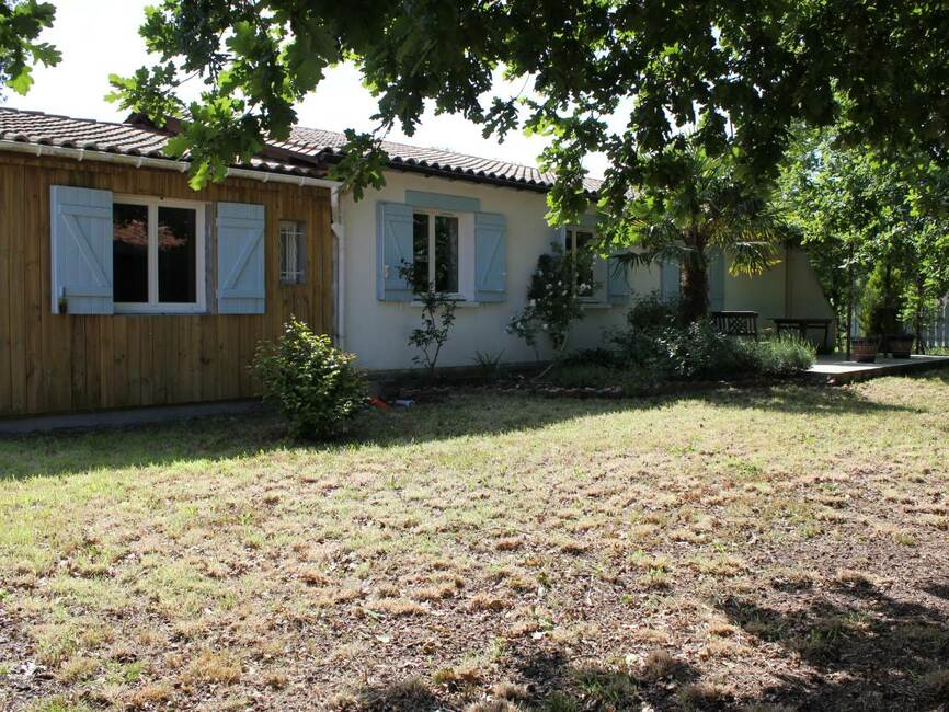 Vente Maison 5 pièces 115m² Audenge (33980) - photo