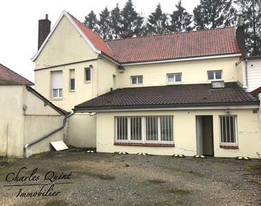 Sale House 9 rooms 200m² Campagne-lès-Hesdin (62870) - photo
