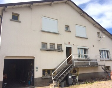 Sale House 8 rooms 153m² LURE - photo