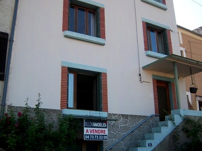Vente Maison 6 pièces 100m² Billom (63160) - photo