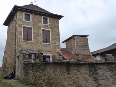 Location Maison 2 pièces 40m² Saint-Alban-de-Roche (38080) - photo