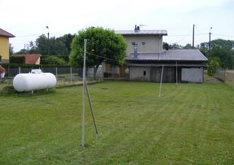 Sale Land 957m² AXE LURE BELFORT - photo