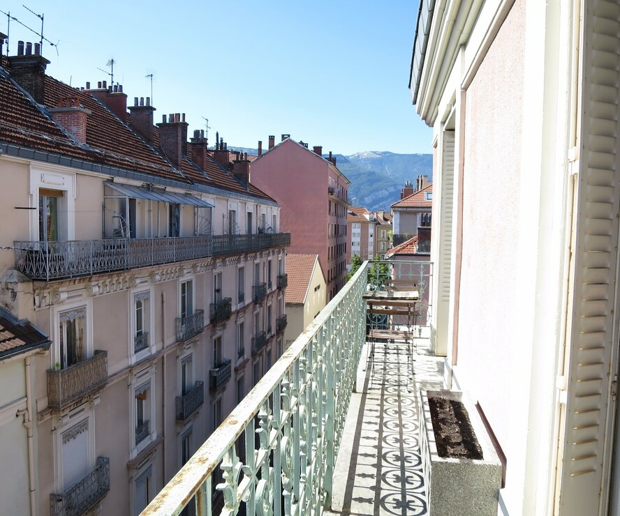 Location Appartement 3 pièces 77m² Grenoble (38000) - photo