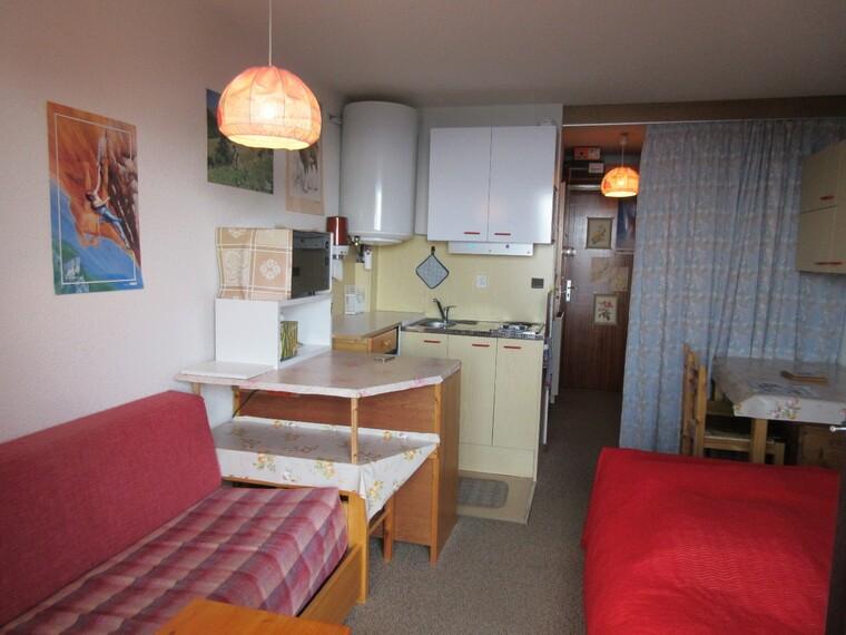 Vente Appartement 1 pièce 20m² Chamrousse (38410) - photo