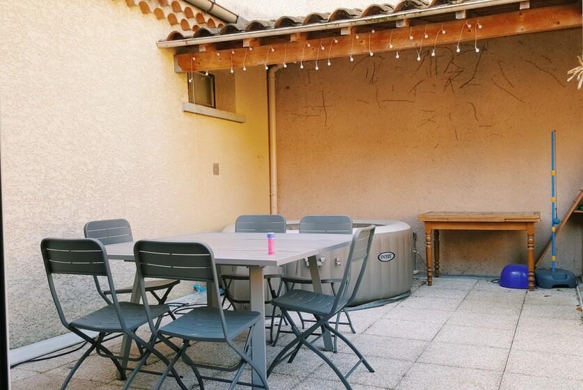 Vente Appartement 4 pièces 99m² Saint-Jean-de-Muzols (07300) - photo