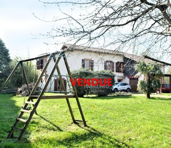 Vente Maison 7 pièces 158m² Samatan (32130) - photo