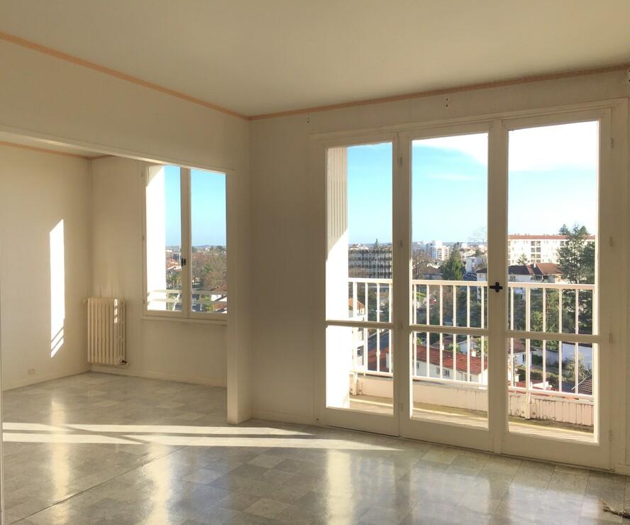 Vente Appartement 3 pièces 68m² Billère (64140) - photo