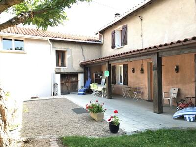 Vente Maison 6 pièces 198m² Saint-Romain-le-Puy (42610) - Photo 10