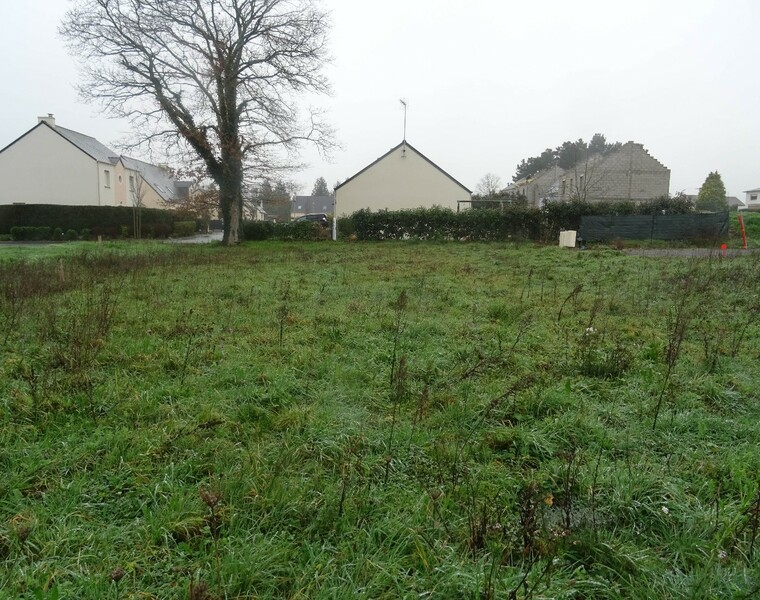 Vente Terrain 585m² Savenay (44260) - photo