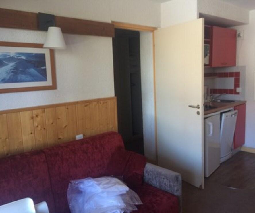 Vente Appartement 2 pièces LA PLAGNE 1800 - photo