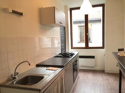 Location Appartement 3 pièces 48m² Saint-Étienne (42000) - Photo 2