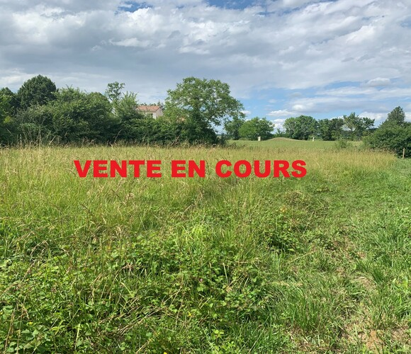 Vente Terrain 1 000m² Lombez (32220) - photo