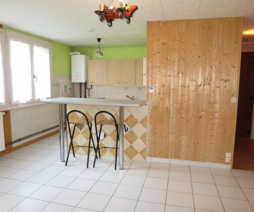 Location Appartement 3 pièces 45m² Grenoble (38100) - photo