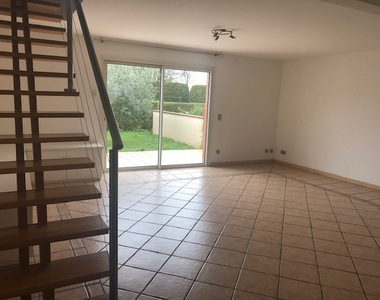 Renting House 4 rooms 95m² Tournefeuille (31170) - photo