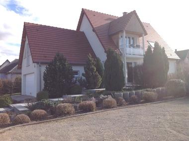 Vente Maison 5 pièces 150m² Knœringue (68220) - photo