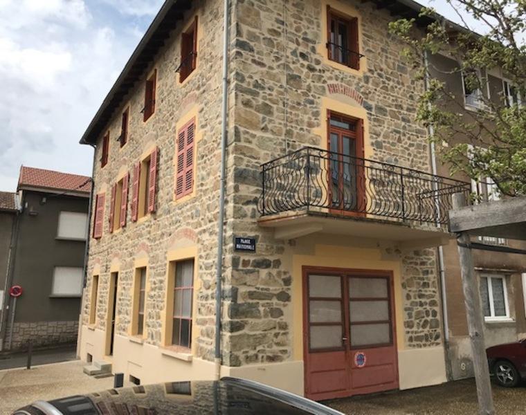Location Maison 4 pièces 140m² Cublize (69550) - photo