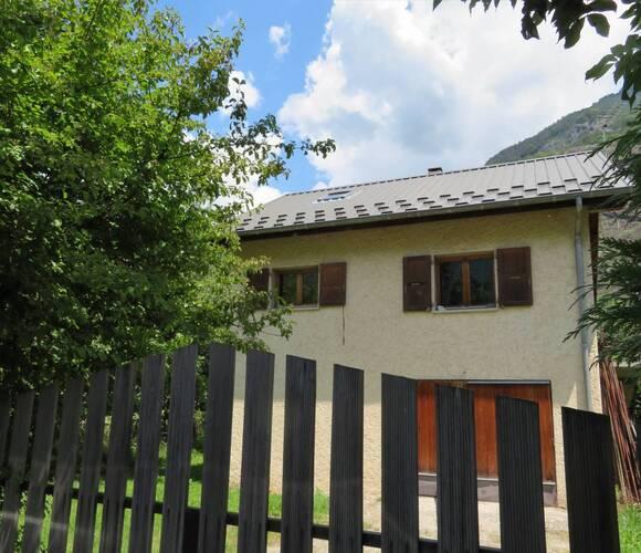 Vente Maison 4 pièces 70m² Le Bourg-d'Oisans (38520) - photo