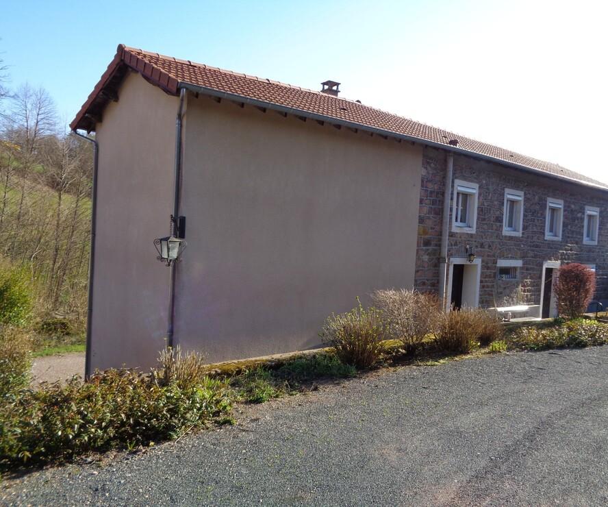Vente Maison 7 pièces 180m² Cours-la-Ville (69470) - photo