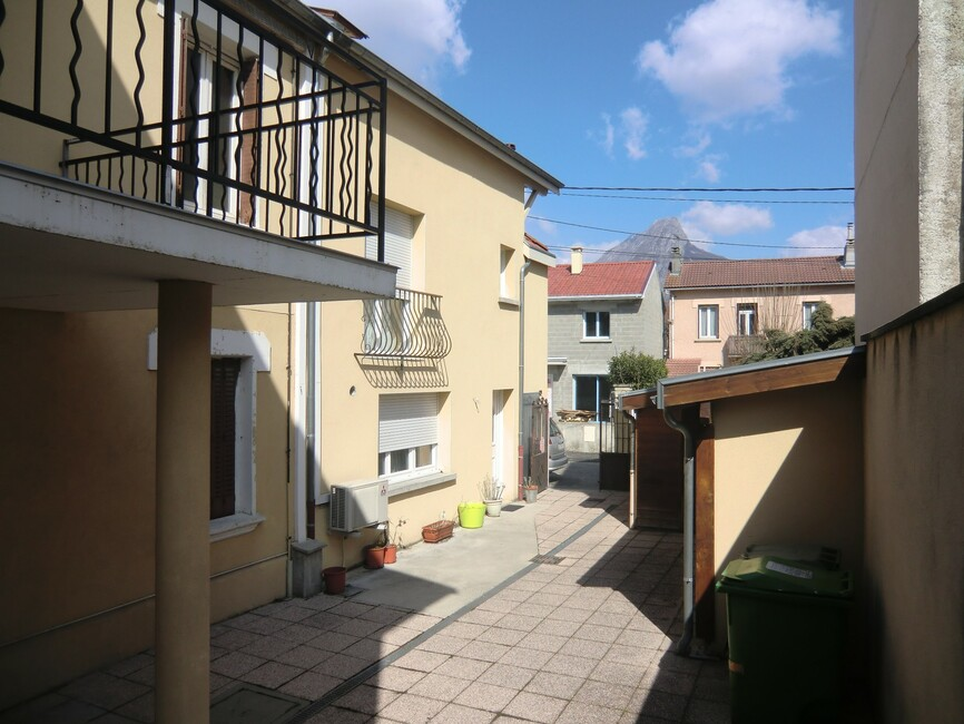 Location Appartement 1 pièce 24m² Fontaine (38600) - photo