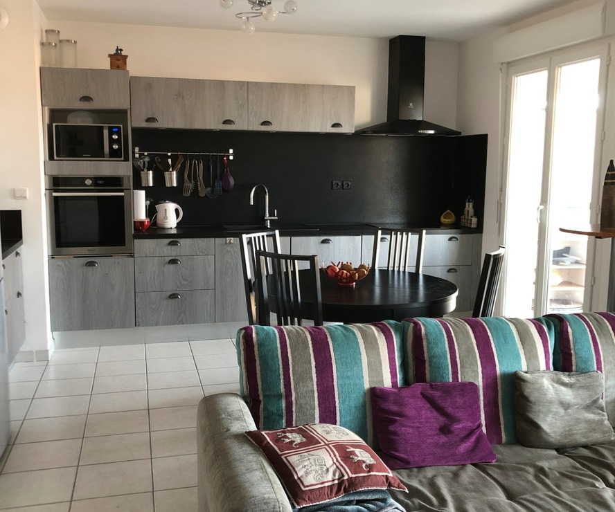 Sale Apartment 3 rooms 71m² Septème (38780) - photo