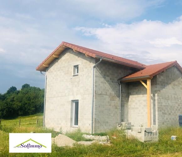 Vente Maison 4 pièces 85m² Le Pin (38730) - photo