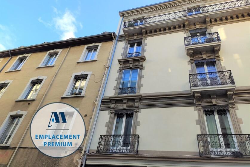Vente Appartement 3 pièces 36m² Grenoble (38000) - photo