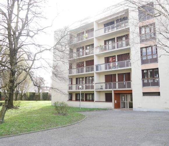 Vente Appartement 3 pièces 65m² Saint-Martin-d'Hères (38400) - photo