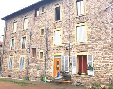 Vente Immeuble 3 pièces 300m² Cours-la-Ville (69470) - photo