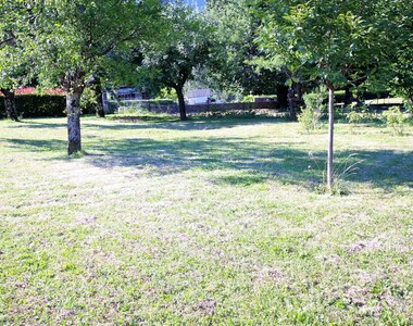 Vente Terrain 530m² Claix (38640) - photo