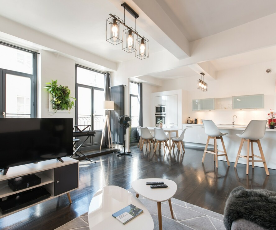 Vente Appartement 3 pièces 95m² Grenoble (38000) - photo