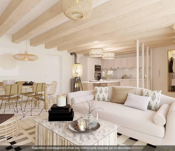 Vente Maison 6 pièces 175m² Alpe D'Huez (38750) - photo