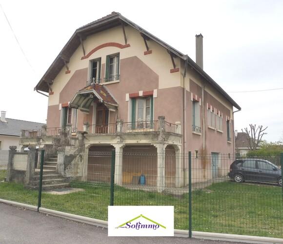 Vente Maison 6 pièces 140m² Les Abrets (38490) - photo