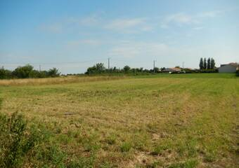 Vente Terrain 1 399m² Thénezay (79390) - photo