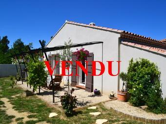 Vente Maison 4 pièces 110m² Lauris (84360) - photo