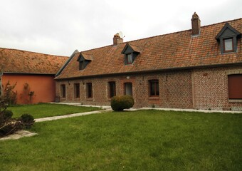 Renting House 5 rooms 133m² Beaurainville (62990) - photo