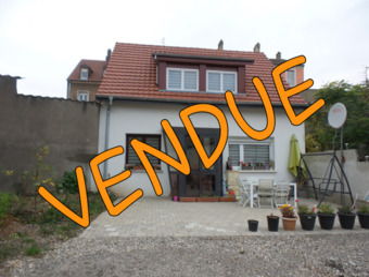 Vente Maison 5 pièces 135m² Mulhouse (68200) - Photo 1