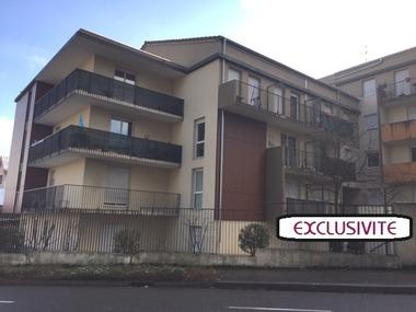 Location Appartement 1 pièce 22m² Thonon-les-Bains (74200) - photo