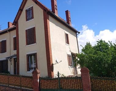 Vente Maison 6 pièces 150m² Saint-Éloy-les-Mines (63700) - photo
