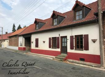 Vente Maison 8 pièces 135m² Beaurainville (62990) - Photo 1
