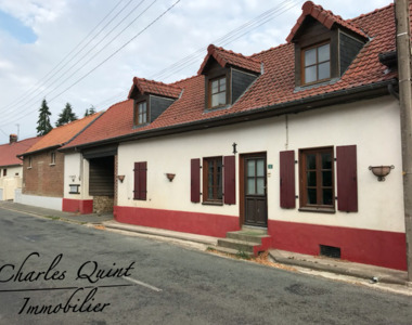 Renting House 8 rooms 135m² Beaurainville (62990) - photo