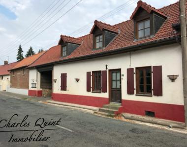 Location Maison 8 pièces 135m² Beaurainville (62990) - photo