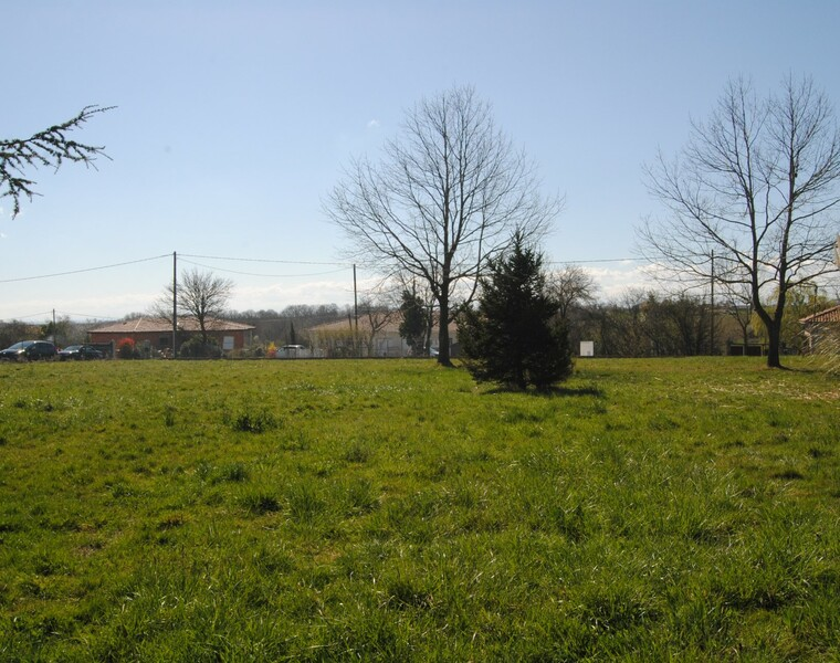 Vente Terrain 1 069m² SECTEUR RIEUMES - photo