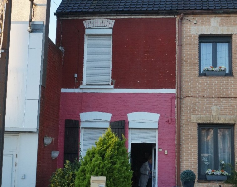 Sale House 4 rooms 64m² Étaples (62630) - photo