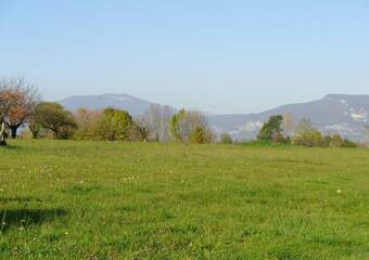 Vente Terrain 2 620m² Corbelin (38630) - photo