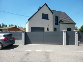 Vente Maison 6 pièces 140m² Morschwiller-le-Bas (68790) - photo