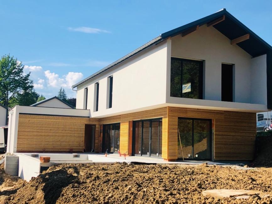 Vente Maison 5 pièces 140m² Saint-Alban-Leysse (73230) - photo