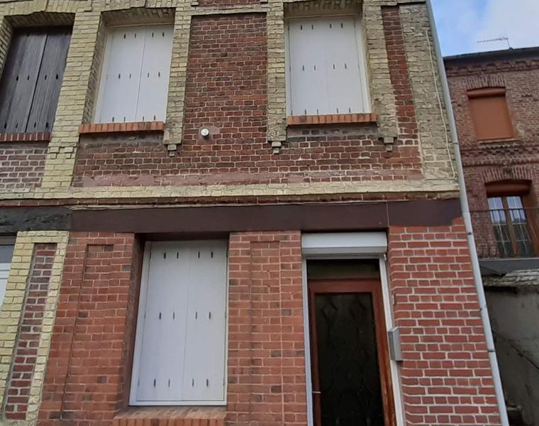 Vente Maison 3 pièces 50m² Lillebonne (76170) - photo